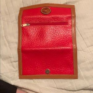 Dooney & Bourke Bags - Dooney and Bourke Wallet and Checkbook holder